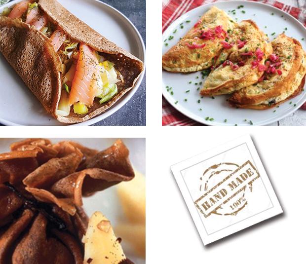 Menu semaine 5 - 2021 - Menu de la Chandeleur - Livraison Lunch Box Monaco Roquebrune Menton