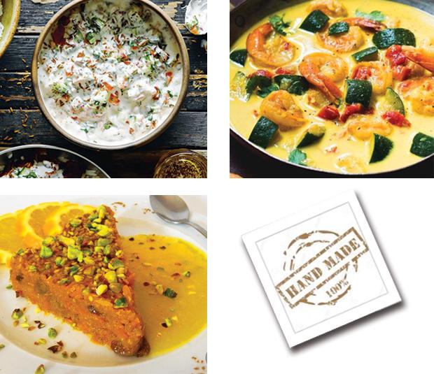 Menu semaine 11 - 2021 - Menu Indien - Livraison Lunch Box Monaco Roquebrune Menton