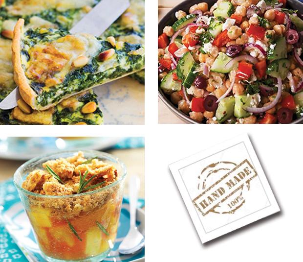 Menu semaine 27 - 2021 - Menu aux saveurs du sud - Livraison Lunch Box Monaco Roquebrune Menton - Livraison Lunch Box Monaco Roquebrune Menton