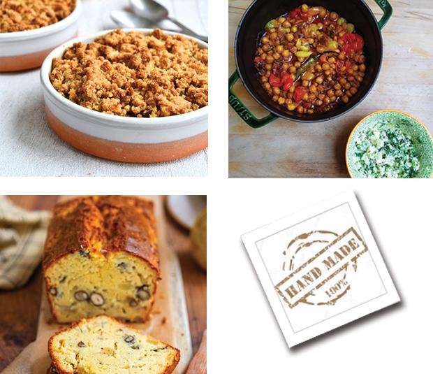 Menu semaine 41 - 2021 - Menu Végétarien d'Automne - Livraison Lunch Box Monaco Roquebrune Menton - Livraison Lunch Box Monaco Roquebrune Menton